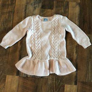 Baby Gap light pink sweater